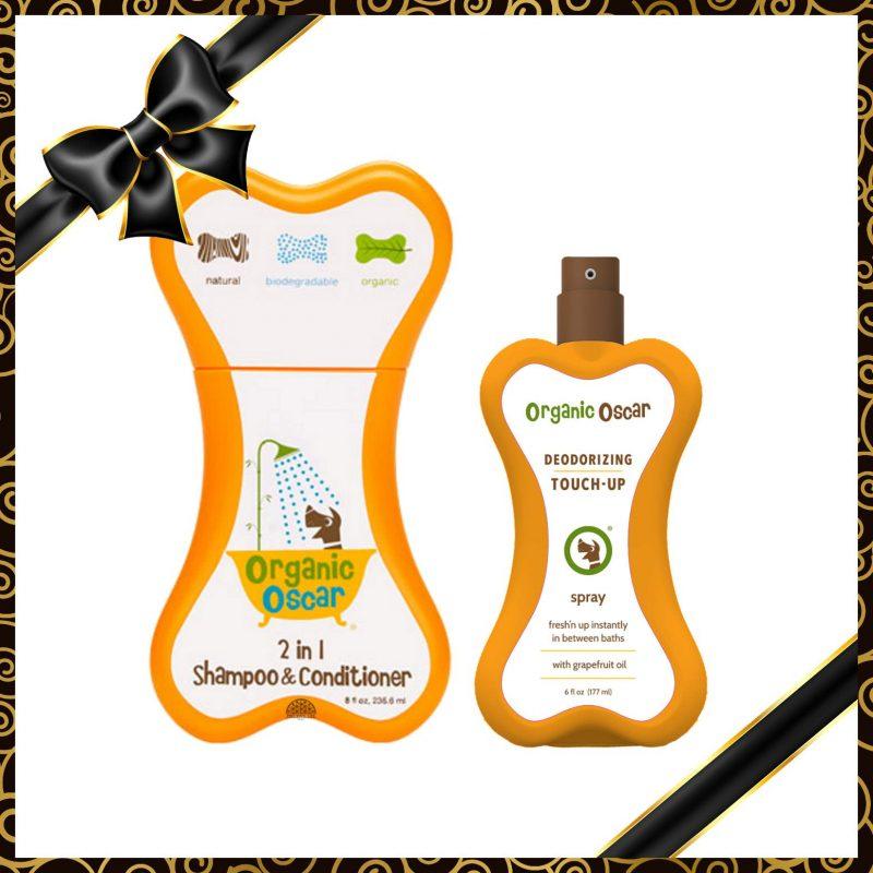 "Coffret cadeau vegan ""Loulou"" - Organic Oscar"