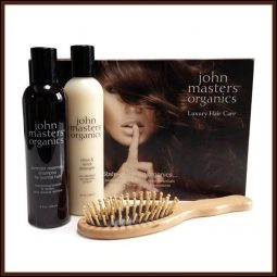 Coffret soins cheveux vegan - John Masters Organics