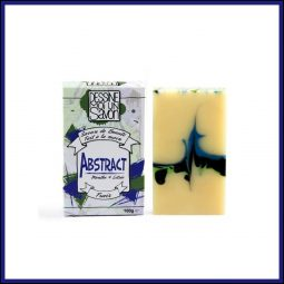 "Savon SAF Abstract ""Aloe vera & Olive"" 100gr - Dessine Moi Un Savon"