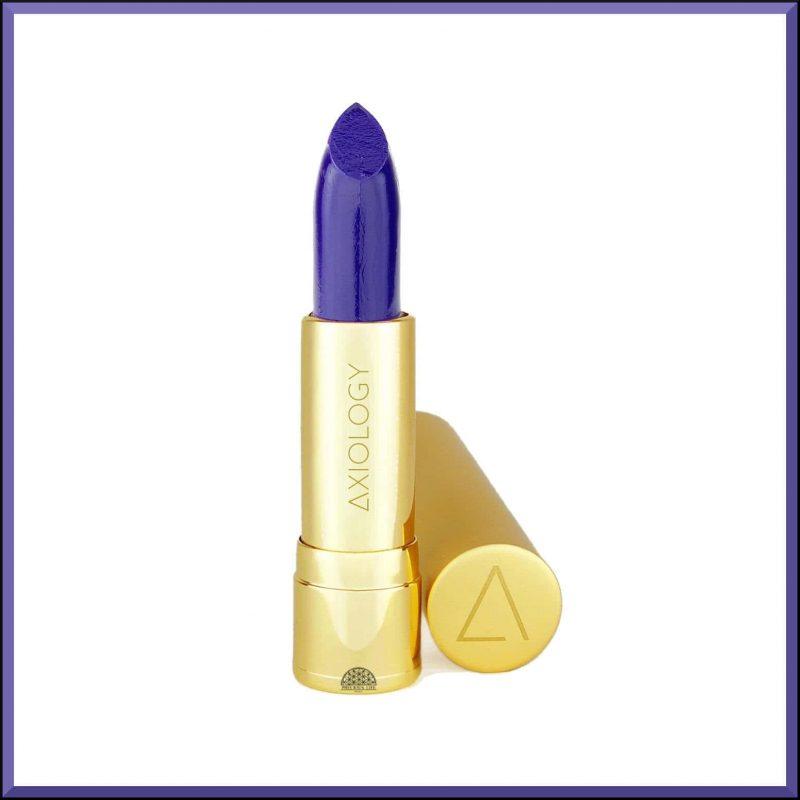 """Rouge à lèvres vegan violet """"Desire"""" - Axiology"""