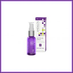 "Sérum revitalisant ""Cellules souche de fruits"" 32ml - Andalou Naturals"