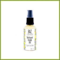 Nettoyant Visage 50ml - Baz Cosmetics