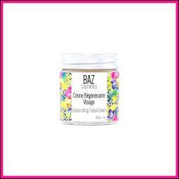 Soin régénérant vegan et naturel - Baz Cosmetics