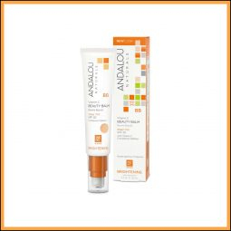 Soin BB unifiant 58ml - Andalou Naturals