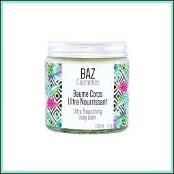 Baume corps ultra nourrissant vegan & naturel 120ml