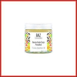 "Baume huile corps ""Paradise"" vegan et naturel - Baz Cosmetics"