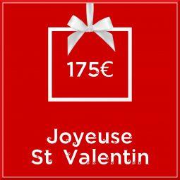 """Carte cadeau vegan """"Joyeuse Saint Valentin"""" 175€ - Precious Life"""