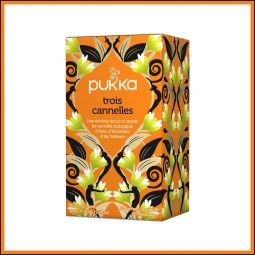 "Infusion ""Trois Cannelles"" - Pukka"