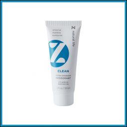 """Déodorant crème vegan et naturel """"Clean"""" - Z Natural Life"""