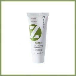 "Déodorant crème ""Fresh"" 59ml - Z Natural Life"