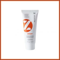 "Déodorant crème 100% vegan ""Sport"" - Z Natural Life"