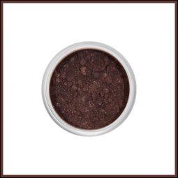 Ombre à paupières vegan & naturelle couleur Chocolate Twinkle 3.75ml