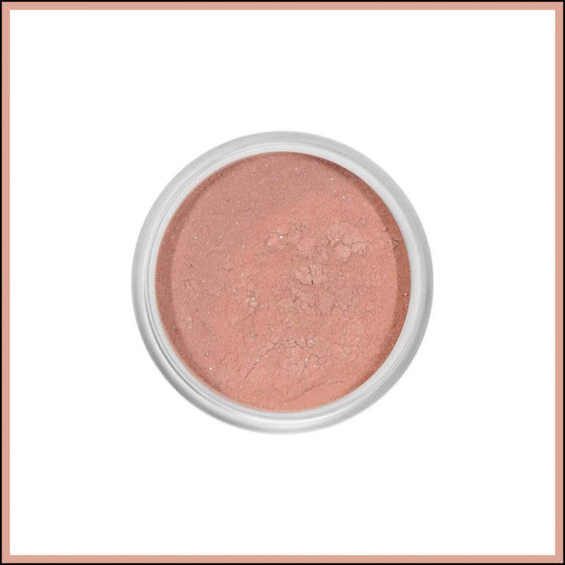 "Ombre à paupières minérale vegan ""First Pink"" - Silk Naturals"