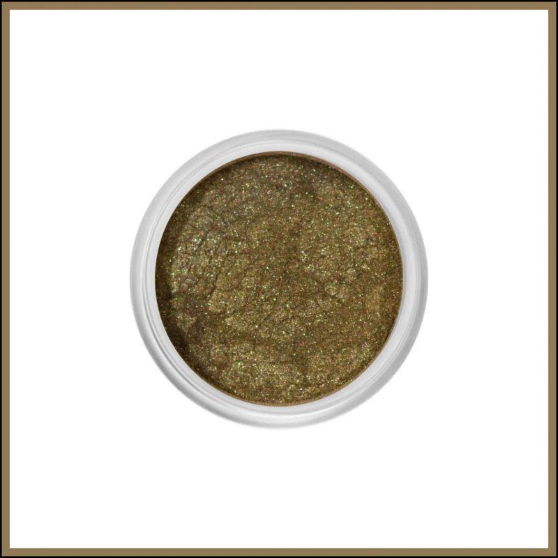 """Ombre à paupières minérale vegan """"Olive You"""" - Silk Naturals"""