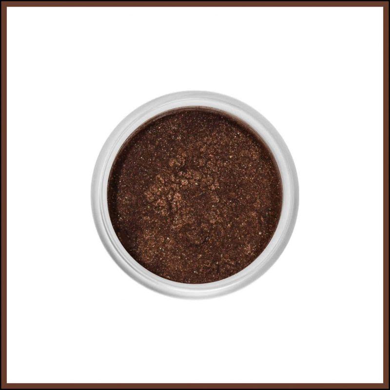 """Ombre à paupières minérale vegan """"Scorching"""" - Silk Naturals"""