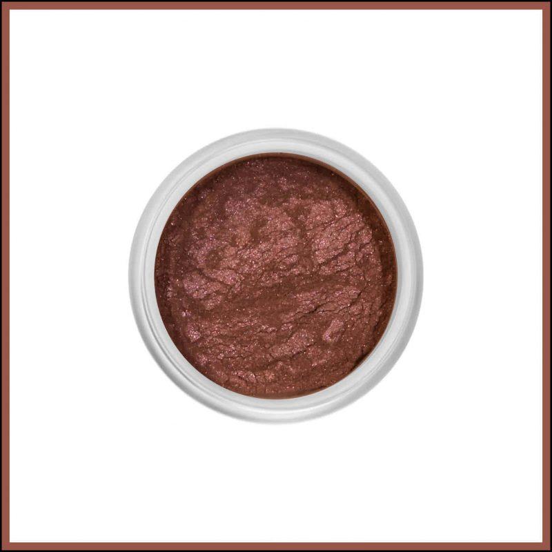 "Ombre à paupières minérale vegan ""Semi Sweet"" - Silk Naturals"