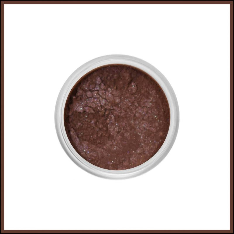 "Ombre à paupières minérale vegan ""Sepia"" - Silk Naturals"