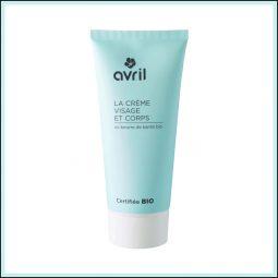 Crème visage & corps 200ml - Avril