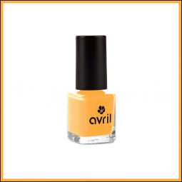 "Vernis à ongles mini ""Mangue"" 7ml - Avril"