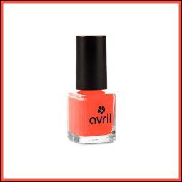 "Vernis à ongles mini ""Clémentine"" 7ml - Avril"