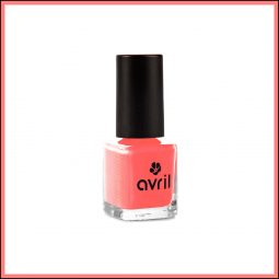 "Vernis à ongles mini ""Pamplemousse Rose"" 7ml - Avril"