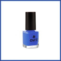 "Vernis à ongles mini ""Lapis Lazuli"" 7ml - Avril"