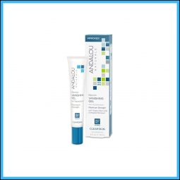 Gel traitement imperfections 18ml - Andalou Naturals
