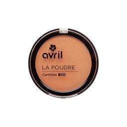 """Poudre bronzante vegan """"Ambrée"""" - Avril"""