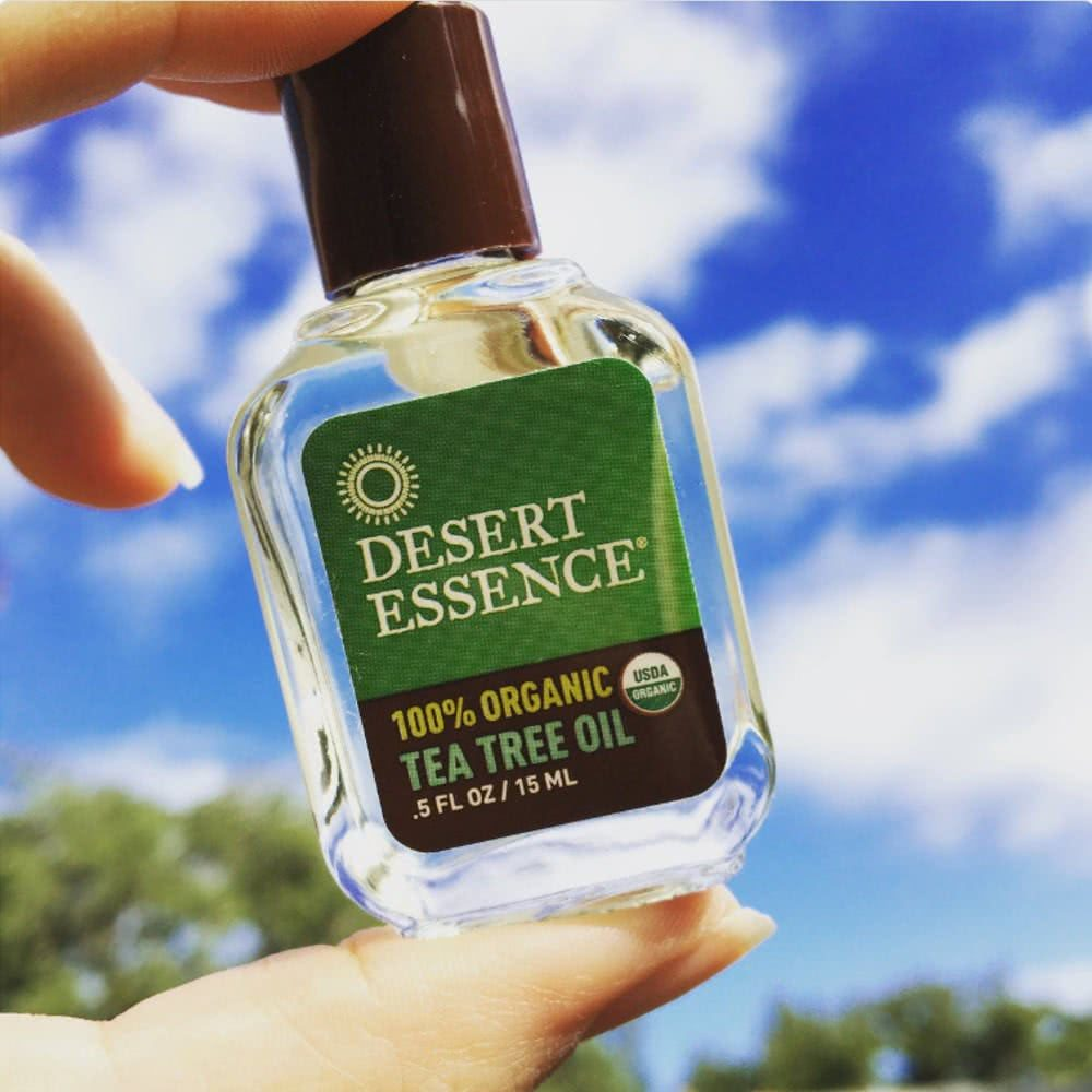 Desert essence huile essentielle bio d 39 arbre th - Huile essentielle d arbre a the ...