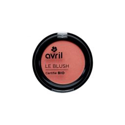 "Blush vegan & naturel - ""Rose Eclat"" - Avril"