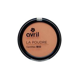 """Poudre de finition vegan & naturelle - """"Abricot"""" - Avril"""