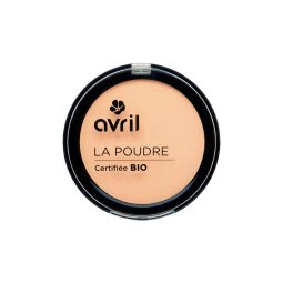 "Poudre de finition vegan & naturelle - ""Porcelaine"" - Avril"