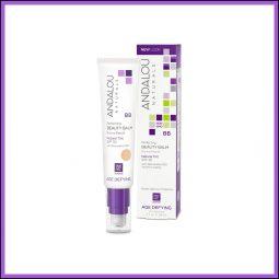 Soin BB antioxydant 58ml - Andalou Naturals