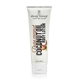 "Lotion corps vegan & bio - ""Coco"" 236ml - Deep Steep"
