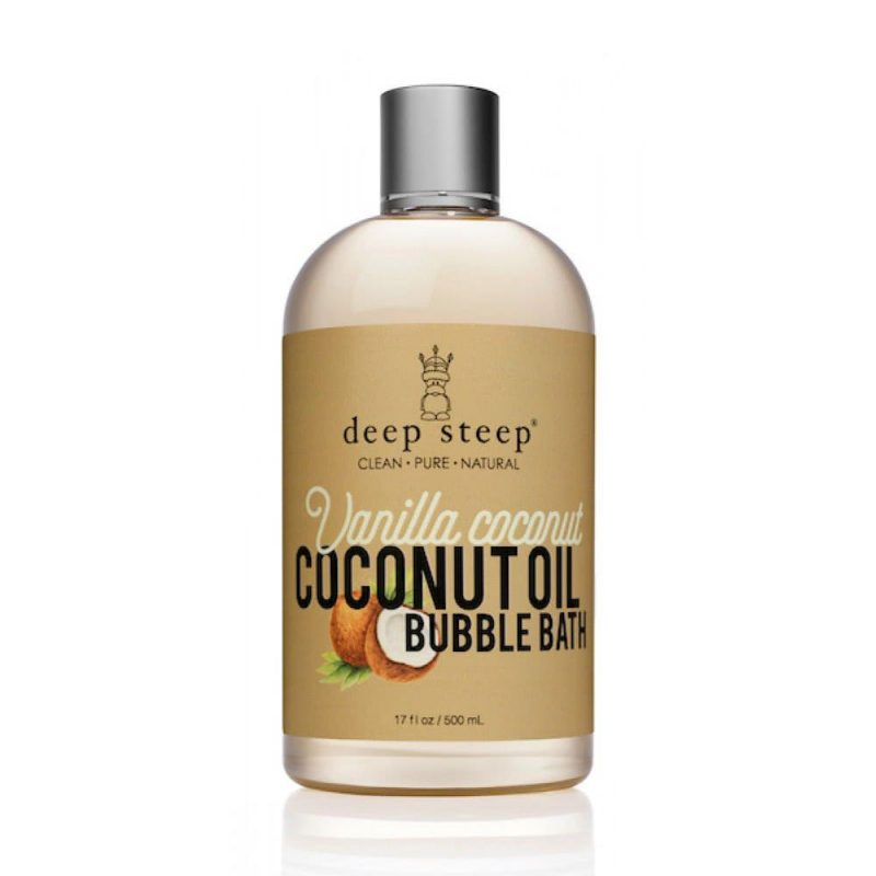 "Bain moussant vegan & bio ""Vanille & Coco"" - Deep Steep"