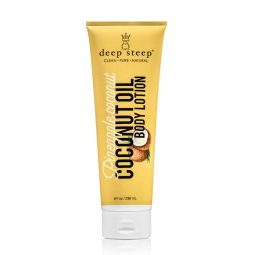 "Lotion vegan & bio ""Ananas & Coco"" - Deep Steep"