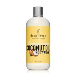 "Gel douche vegan & bio - ""Ananas & Coco"" 500ml - Deep Steep"