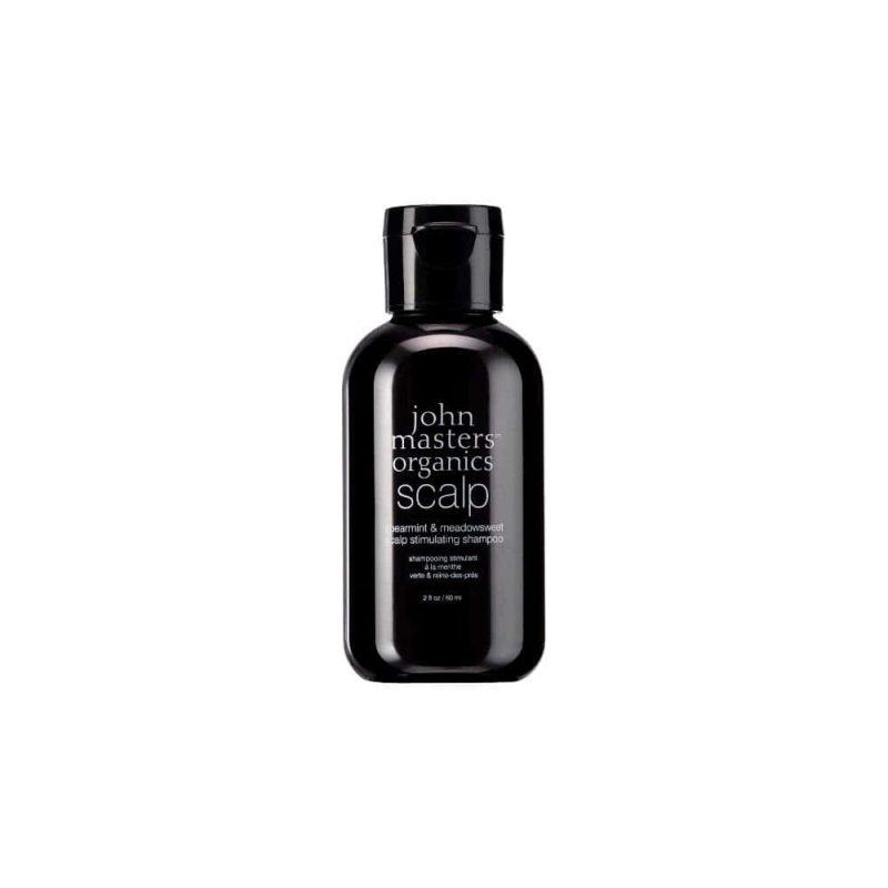 "Shampoing ""Menthe verte & Reine des prés"" 60ml - John Masters Organics"