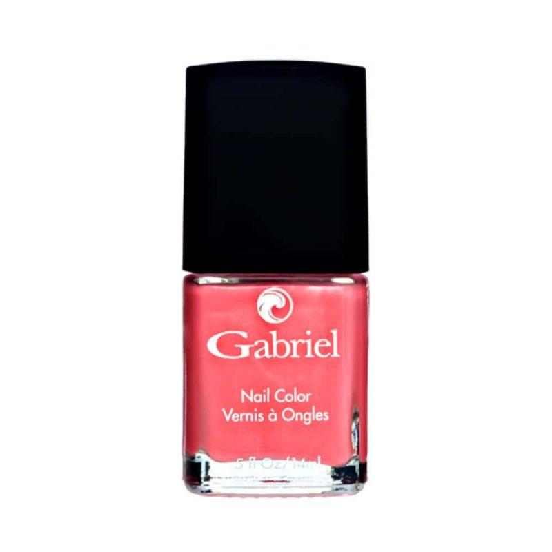 """Vernis à ongles vegan corail """"Forbidden Fruit"""" - Gabriel Color"""