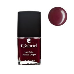 "Vernis à ongles vegan prune ""Paradise Plum"" - Gabriel Color"