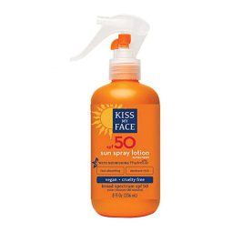 Protection solaire SPF50 236ml - Kiss My Face