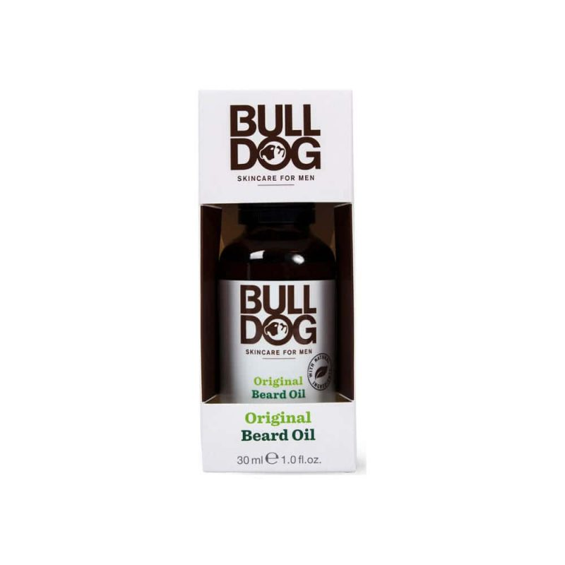 Huile à barbe vegan & naturelle - Bulldog Natural Skincare