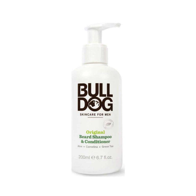 Shampoing 2en1 pour barbe vegan & naturel - Bulldog Natural Skincare