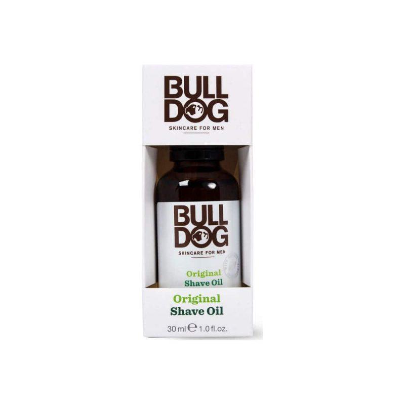 Huile de rasage vegan & naturelle - Bulldog Natural Skincare