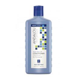 Après shampoing fortifiant vegan & bio à l'argan 340ml