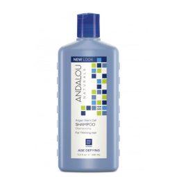 Shampoing fortifiant vegan & bio à l'argan 340ml