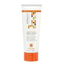"Lotion hydratante corps ""Mandarine & Vanille"" 236ml - Andalou Naturals"