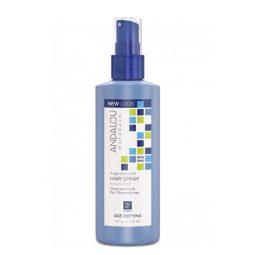 Spray coiffant anti âge vegan & bio à l'argan 178ml