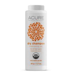 Shampoing sec vegan Argan CoQ10 48gr