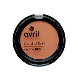 Blush vegan & naturel couleur Terre Cuite